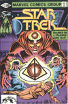 Cover for Star Trek (Marvel, 1980 series) #12 [Direct]
