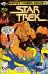 Cover for Star Trek (Marvel, 1980 series) #14 [Direct]