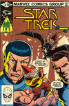 Cover for Star Trek (Marvel, 1980 series) #16 [Direct]