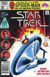 Cover Thumbnail for Star Trek (1980 series) #17 [Newsstand]