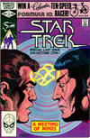 Cover for Star Trek (Marvel, 1980 series) #18 [Direct]