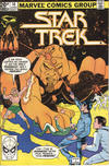 Cover for Star Trek (Marvel, 1980 series) #14 [British]