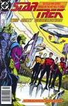 Cover for Star Trek: The Next Generation (DC, 1988 series) #6 [Newsstand]