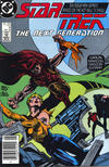 Cover Thumbnail for Star Trek: The Next Generation (1988 series) #4 [Canadian Newsstand]