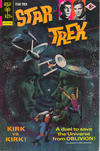 Cover for Star Trek (Western, 1967 series) #33 [UK Price Variant]