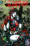 Cover Thumbnail for Justice League (2011 series) #47 [Harley's Little Black Book Jim Lee Color Variant]