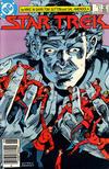 Cover for Star Trek (DC, 1984 series) #5 [Newsstand]