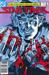 Cover for Star Trek (DC, 1984 series) #5 [Canadian]