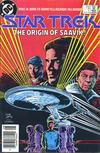Cover for Star Trek (DC, 1984 series) #7 [Newsstand]