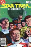 Cover for Star Trek (DC, 1984 series) #9 [Newsstand]