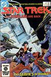Cover for Star Trek (DC, 1984 series) #8 [Direct]