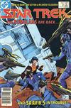 Cover for Star Trek (DC, 1984 series) #8 [Newsstand]
