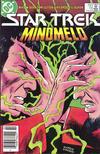 Cover for Star Trek (DC, 1984 series) #11 [Newsstand]