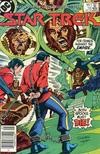 Cover for Star Trek (DC, 1984 series) #14 [Canadian]