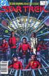Cover for Star Trek (DC, 1984 series) #1 [Canadian]