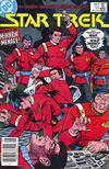 Cover for Star Trek (DC, 1984 series) #10 [Canadian]