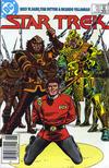 Cover for Star Trek (DC, 1984 series) #15 [Newsstand]