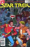 Cover for Star Trek (DC, 1984 series) #13 [Newsstand]