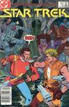 Cover for Star Trek (DC, 1984 series) #13 [Canadian]
