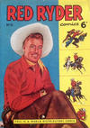 Cover for Red Ryder Comics (World Distributors, 1954 series) #6
