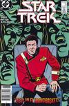 Cover Thumbnail for Star Trek (1984 series) #51 [Newsstand]