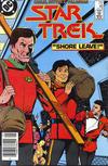 Cover Thumbnail for Star Trek (1984 series) #46 [Newsstand]