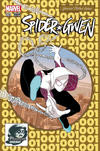 Cover Thumbnail for Spider-Gwen (2015 series) #1 [Variant Edition - Second Printing - Phantom Exclusive Gold Encore Edition - Jamie McKelvie Cover]