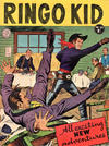 Cover for Ringo Kid (Horwitz, 1956 series) #10