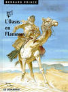Cover for Bernard Prince (Le Lombard, 1969 series) #5 - L'oasis en flammes [Barney & chameau]