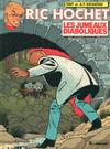 Cover for Ric Hochet (Le Lombard, 1963 series) #47 - Les jumeaux diaboliques