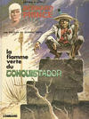 Cover for Bernard Prince (Le Lombard, 1969 series) #8 - La flamme verte du conquistador