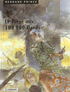Cover Thumbnail for Bernard Prince (1969 series) #14 - Le piege aux cent mille dards [2000 édition]
