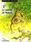 Cover for Bernard Prince (Le Lombard, 1969 series) #10 - La souffle de Moloch [new art]