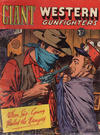 Cover for Giant Western Gunfighters (Horwitz, 1962 series) #3