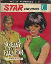 Cover for Star Love Stories (D.C. Thomson, 1965 series) #161