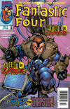 Cover for Fantastic Four (Marvel, 1998 series) #10 [Newsstand]