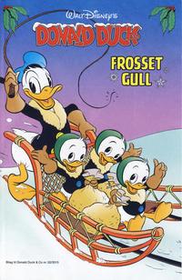 Cover Thumbnail for Bilag til Donald Duck & Co (Hjemmet / Egmont, 1997 series) #52/2015