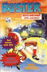 Cover Thumbnail for Buster (Semic, 1984 series) #9/1989
