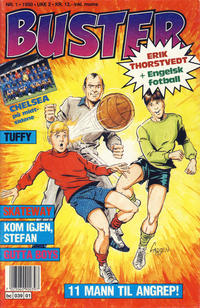 Cover Thumbnail for Buster (Semic, 1984 series) #1/1990