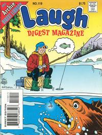 Cover Thumbnail for Laugh Comics Digest (Archie, 1974 series) #119