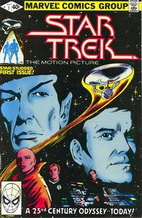 Cover Thumbnail for Star Trek (Marvel, 1980 series) #1 [Direct]
