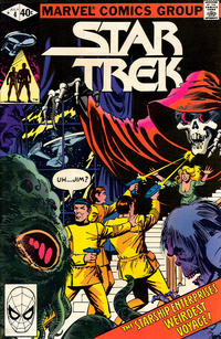 Cover Thumbnail for Star Trek (Marvel, 1980 series) #4 [Direct]