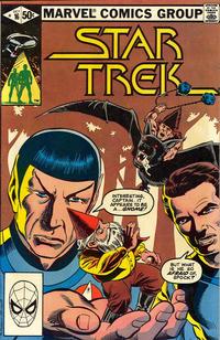 Cover Thumbnail for Star Trek (Marvel, 1980 series) #16 [Direct]