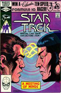 Cover Thumbnail for Star Trek (Marvel, 1980 series) #18 [Direct]
