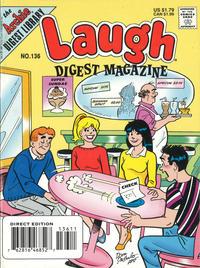 Cover Thumbnail for Laugh Comics Digest (Archie, 1974 series) #136