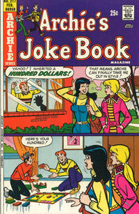 Cover Thumbnail for Archie's Joke Book Magazine (Archie, 1953 series) #217