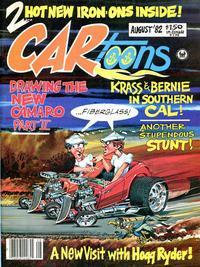 Cover Thumbnail for CARtoons (Petersen Publishing, 1961 series) #[128]