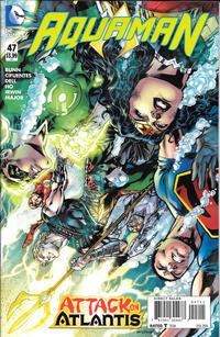 Cover Thumbnail for Aquaman (DC, 2011 series) #47