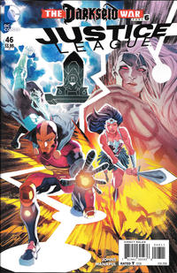 Cover Thumbnail for Justice League (DC, 2011 series) #46