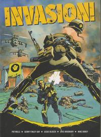 Cover Thumbnail for Invasion! (Rebellion, 2007 series)